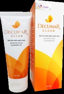 Sữa rửa mặt Decumar Clean